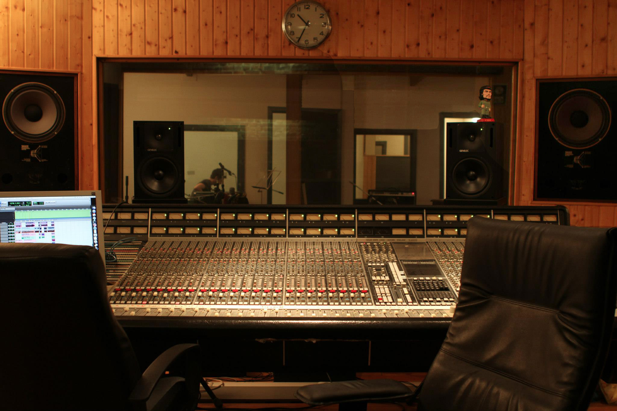 table de mixage SSL